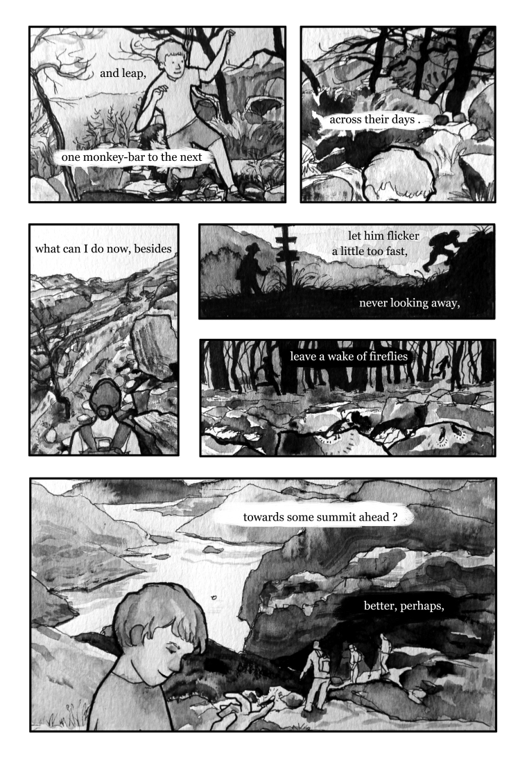 page 2 with words
